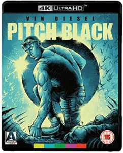 Pitch Black 4K Blu-ray