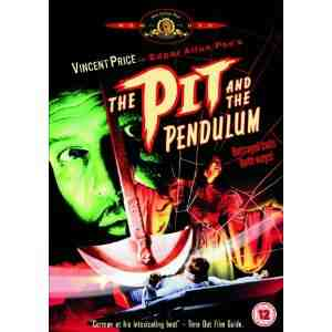 Pit Pendulum DVD Vincent Price