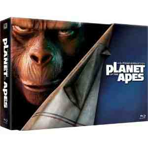 Planet Apes Anniversary Collection Blu ray