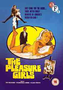 Pleasure Girls DVD Klaus Kinski