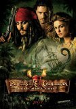 Pirates of the Carribean: Dead Man's Chest DVD cover