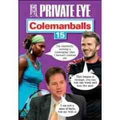 Private Eyes Colemanballs No 15