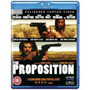 Proposition Blu ray DVD Guy Pearce