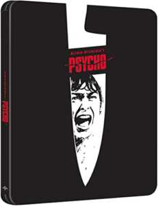 Psycho 60th Anniversary Edition 4K Blu-ray