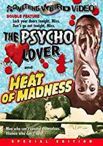Psycho Lover & Heat of Madness DVD