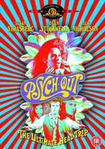 Psych Out DVD Susan Strasberg