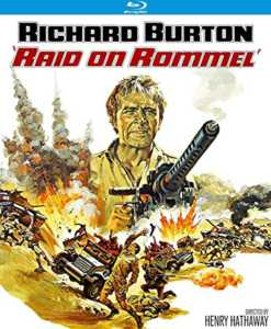 Raid on Rommel Blu-ray