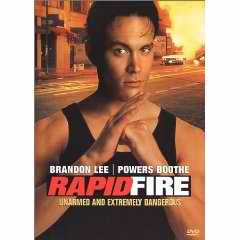 Rapid Fire Brandon Lee