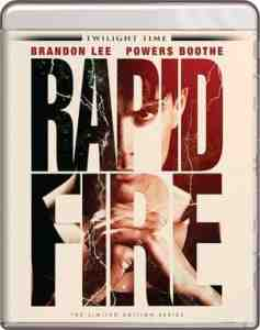 Rapid Fire - Twilight Time Blu-ray
