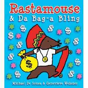 Rastamouse Bag  Bling Michael Souza
