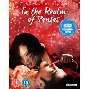 Realm Senses Double Play Blu ray