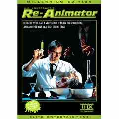 Re-animator DVD cover