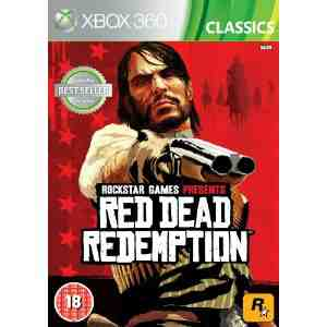 Red Dead Redemption Classics Xbox
