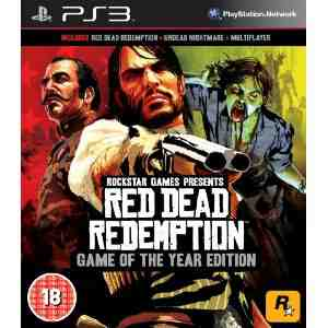 Red Dead Redemption Game Year