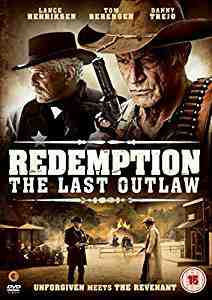Redemption: The Last Outlaw DVD