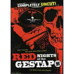 Red Nights Gestapo Ezio Miani