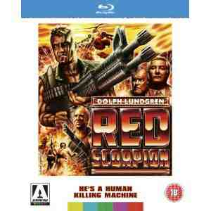 Red Scorpion Blu ray Dolph Lundgren