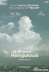 Religulous poster