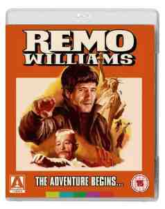 Remo Williams Adventure Begins Blu ray