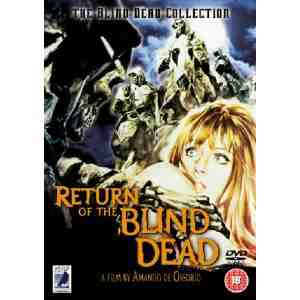 Return Blind Dead Tony Kendall
