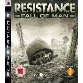 Resistance: Fall of Man game