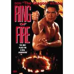 Ring Fire Don Dragon Wilson