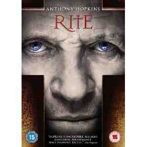Rite DVD Anthony Hopkins