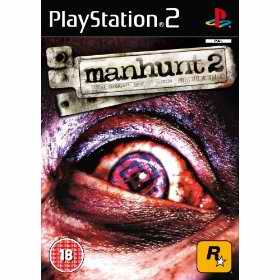 Rockstar Games Manhunt 2 PS2