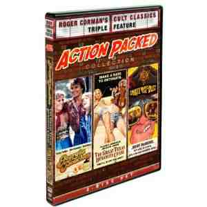 Roger Corman Action Packed Collection Region