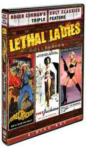 Roger Corman's Cult Classic's Lethal Ladies Collection: DVD