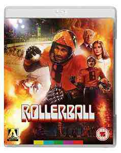 Rollerball Blu ray James Caan