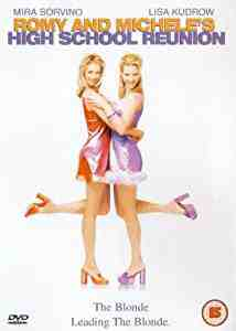 Romy and Michele's High School Reunion DVD