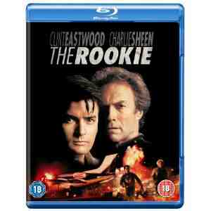 Rookie Blu ray Clint Eastwood