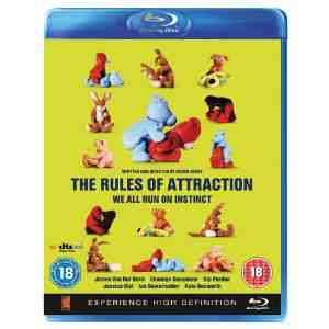 Rules Attraction Blu ray James Beek