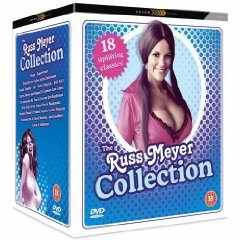 Russ Meyer Collection Box Set