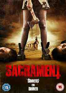 Sacrament DVD Marilyn Burns