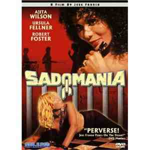 Sadomania DVD Region US NTSC
