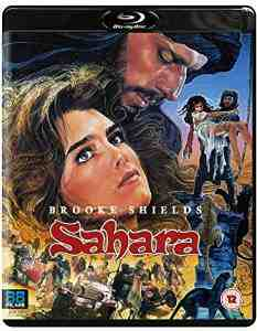 Sahara Blu ray Brooke Shields