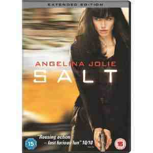 Salt DVD Angelina Jolie