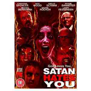 Satan hates you DVD Wood