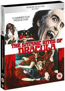 SATANIC RITES of DRACULA, THE Blu-ray