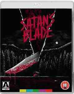 Satans Blade Dual Format Blu ray
