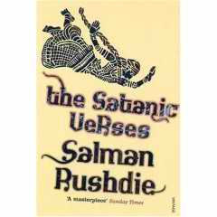 Satanic Verses book cover