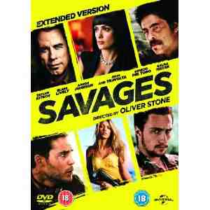 Savages Extended DVD Digital Copy