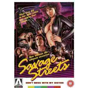 Savage Streets DVD