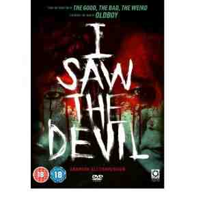 Saw Devil DVD Choi Moo Seong