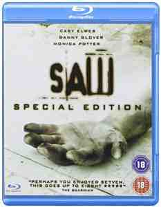 Saw Version Blu ray Leigh Whannell