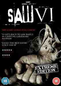Saw VI DVD Tobin Bell