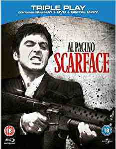 Scarface Triple Play Packaging) Blu-ray