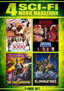 SciFi Marathon America Eliminators Guardians